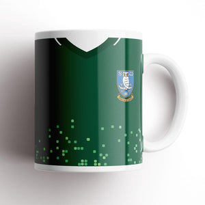 Official Sheffield Wednesday 19/20 Away Mug-Mugs-The Terrace Store