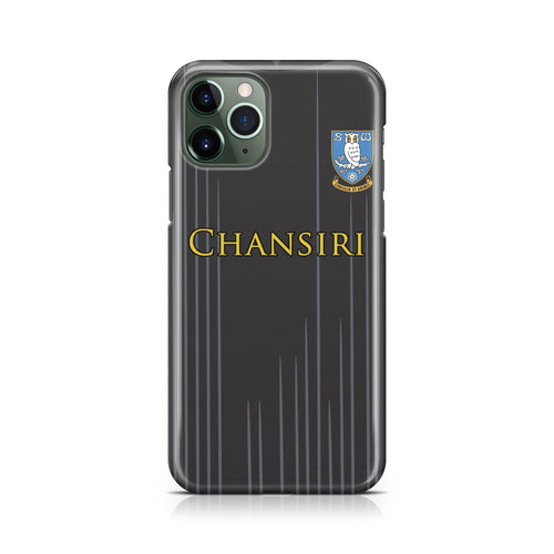 Sheffield Wednesday 2019 Away Phone Case