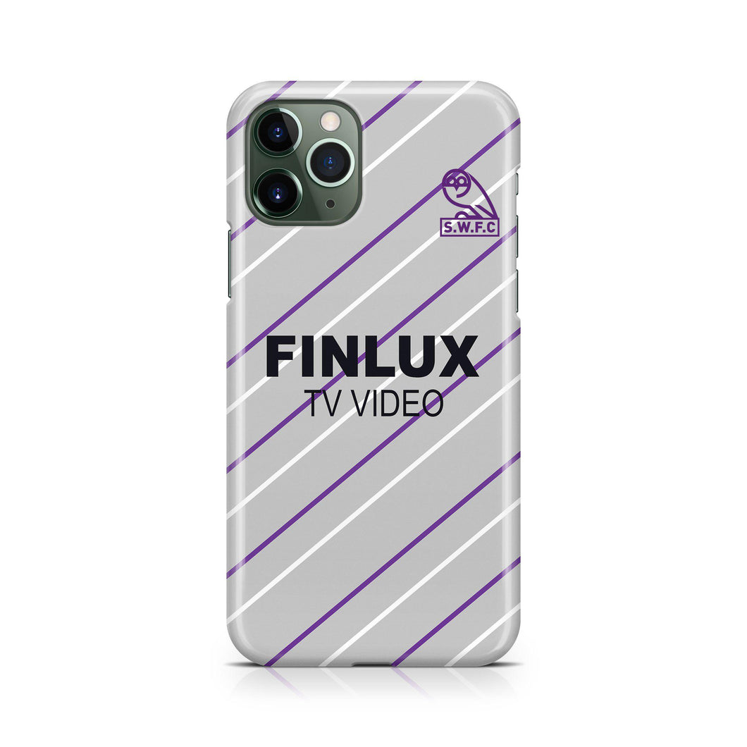 Sheffield Wednesday 1988 Away Phone Case
