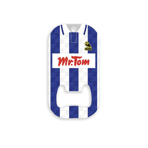 Sheffield Wednesday 1992 Home Bottle Opener