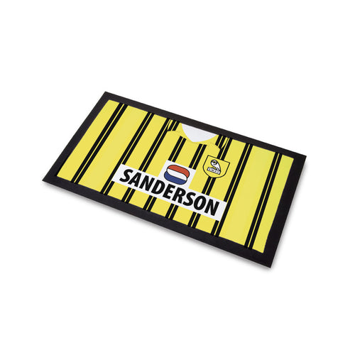 Sheffield Wednesday 1993 Away Bar Runner