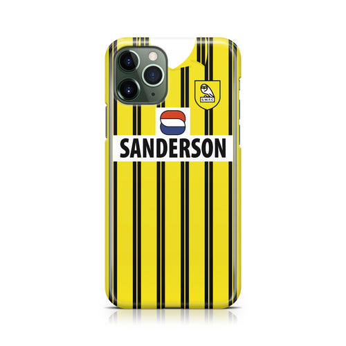 Sheffield Wednesday 1993 Away Phone Case