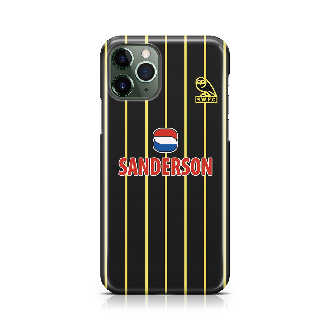 Sheffield Wednesday 1994 Away Phone Case