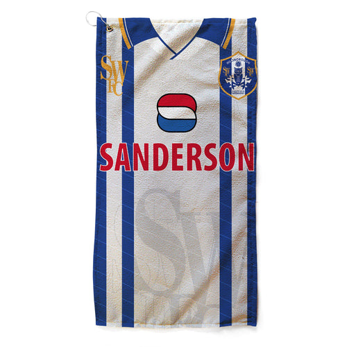 Sheffield Wednesday 97 Home Golf Towel