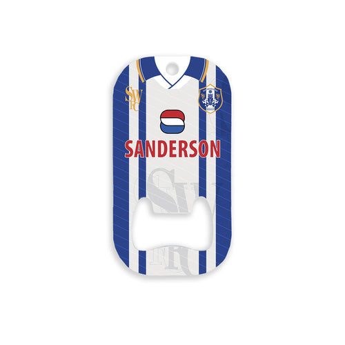 Sheffield Wednesday 1997 Home Bottle Opener