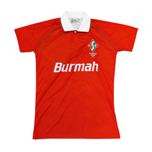 Swindon Town 1993 Home Retro Shirt - Preorder