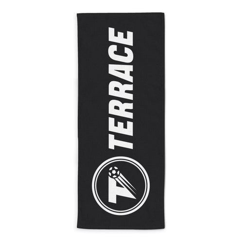 The Terrace Logo Beach Towel