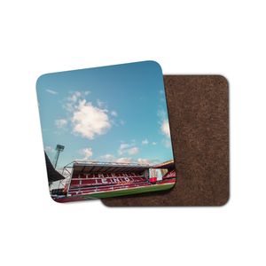 Nottingham Forest Trent End Coaster-Coaster-The Terrace Store