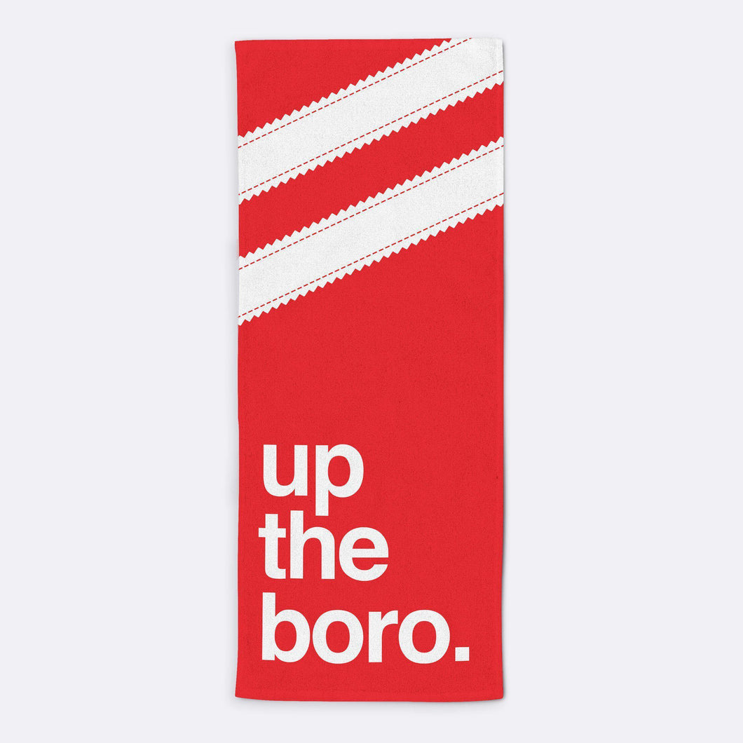 Up The Boro Towel-Towels-The Terrace Store
