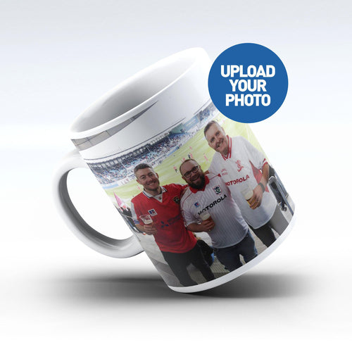 Your Football Memories Custom Mug-Mugs-The Terrace Store
