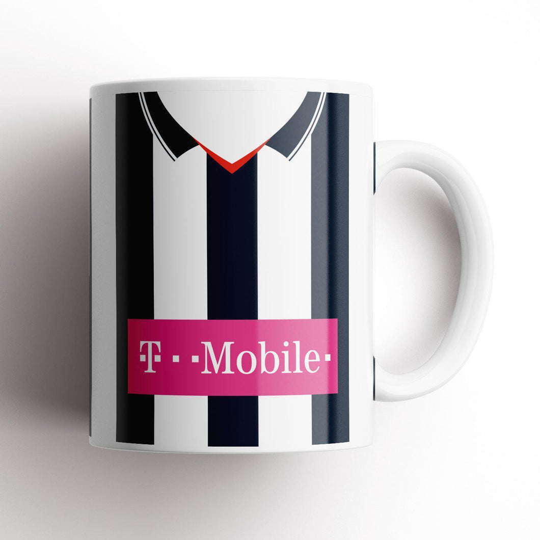 West Brom 08 Kit Mug-Mugs-The Terrace Store