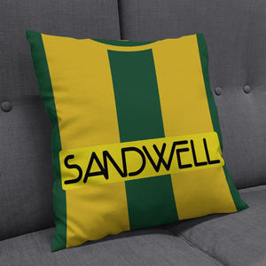 West Brom '89 Cushion-Cushions-The Terrace Store
