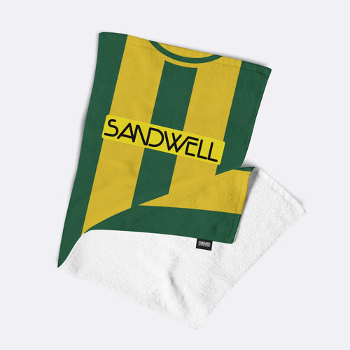 West Brom '89 Away Towel