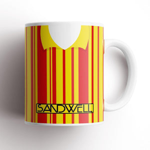 West Brom 1993 Away Mug-Mugs-The Terrace Store
