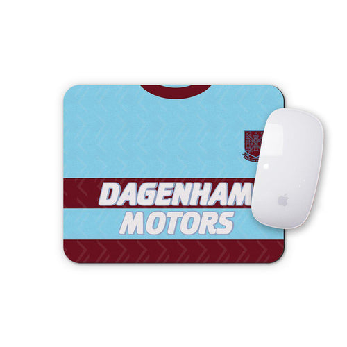 West Ham United 1994 Away Mouse Mat-Mouse mat-The Terrace Store