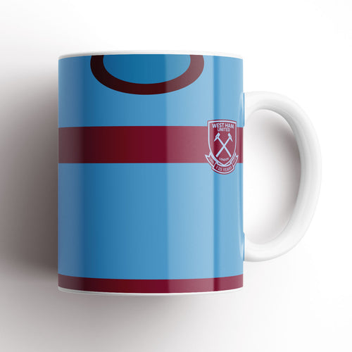West Ham United 20-21 Away Kit Mug