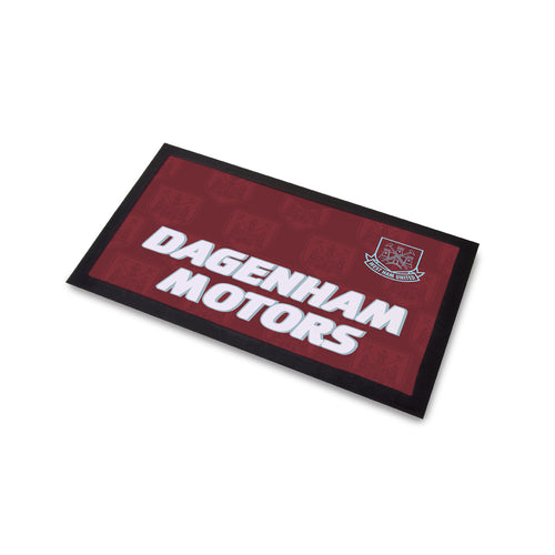 West Ham United 1993 Home Pet Feeding Mat