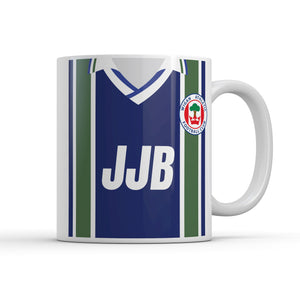 Wigan Athletic 1996 Kit Mug