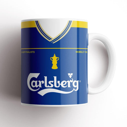 Wimbledon 1988 Final Kit Mug