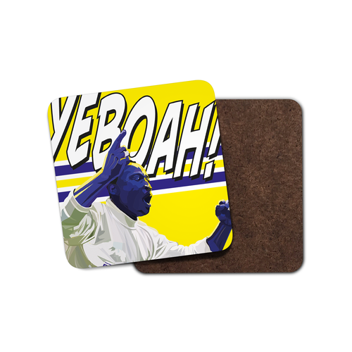 Grady Draws Yeboah Coaster