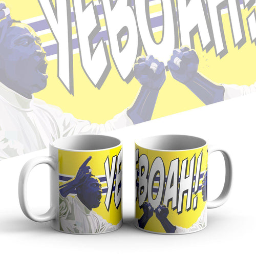 Grady Draws Yeboah Mug