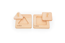 Square & Triangle Puzzle