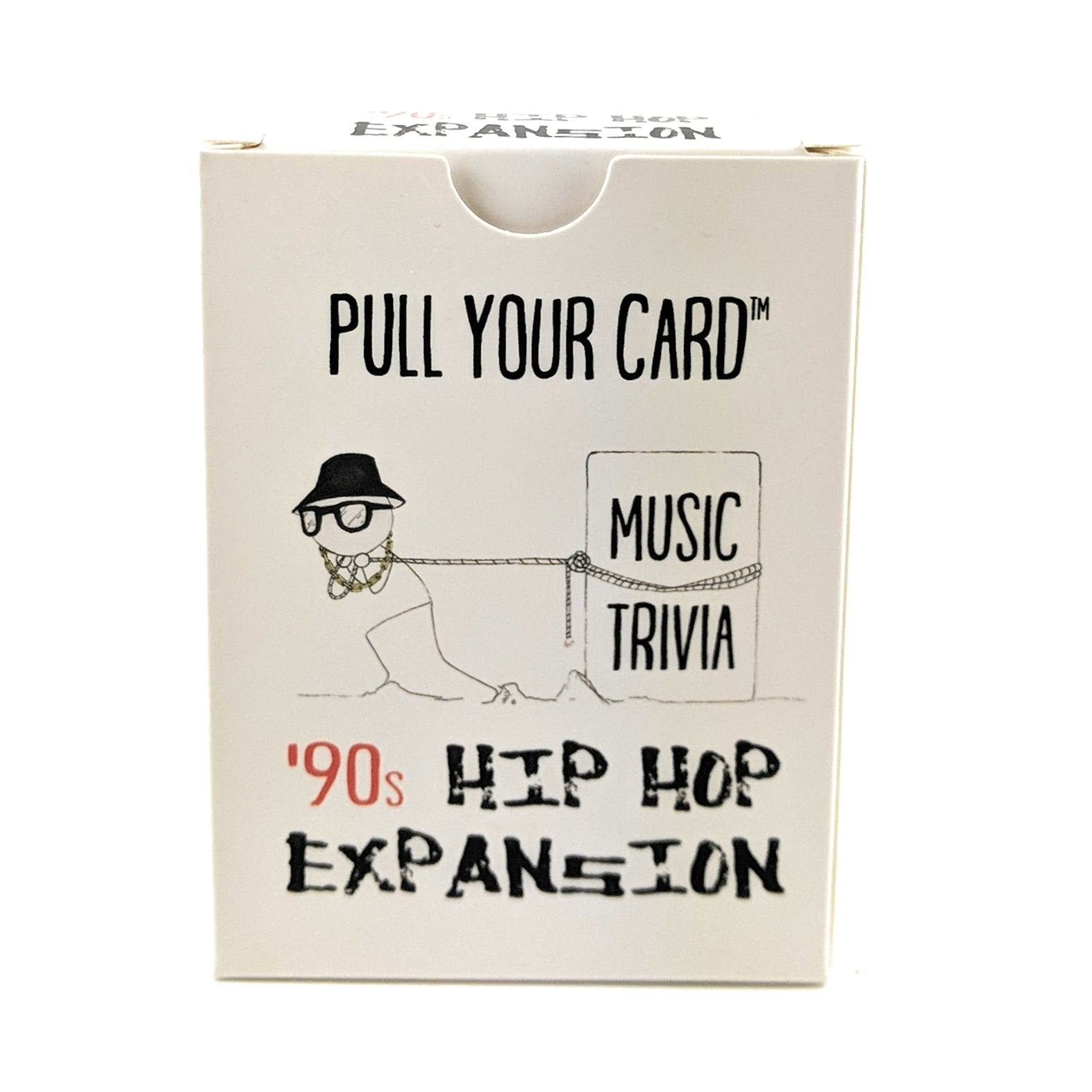 Pull Your Card Music Trivia: '90s Hip Hop Expansion