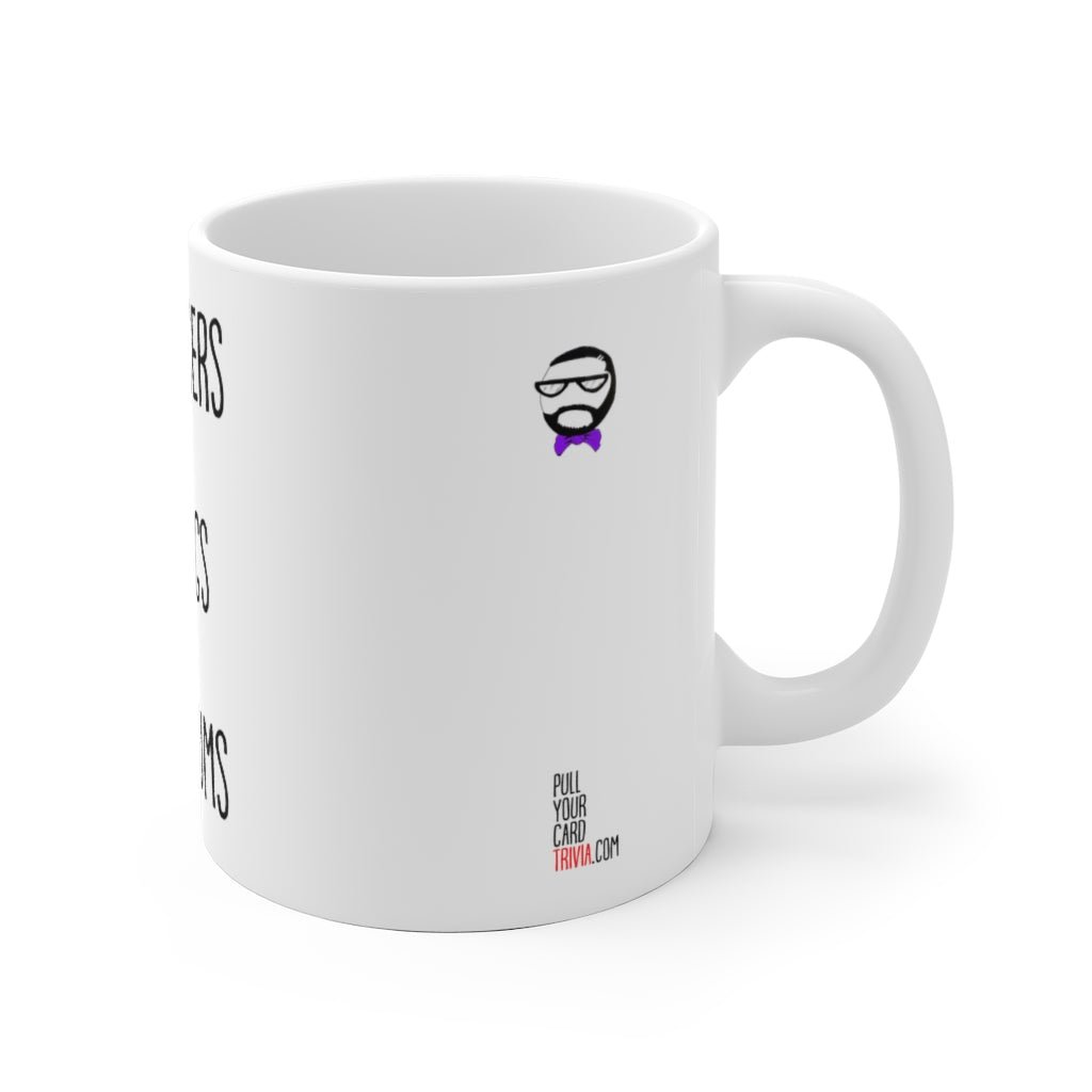 """Name Your Top 5"" R&B Conversation-Starter Mug"