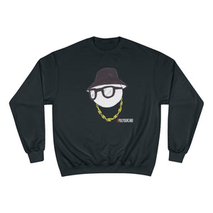 Hip Hop Head - Champion Sweatshirt