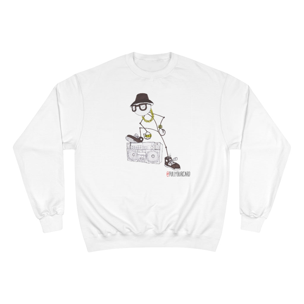 Boombox - Champion Sweatshirt