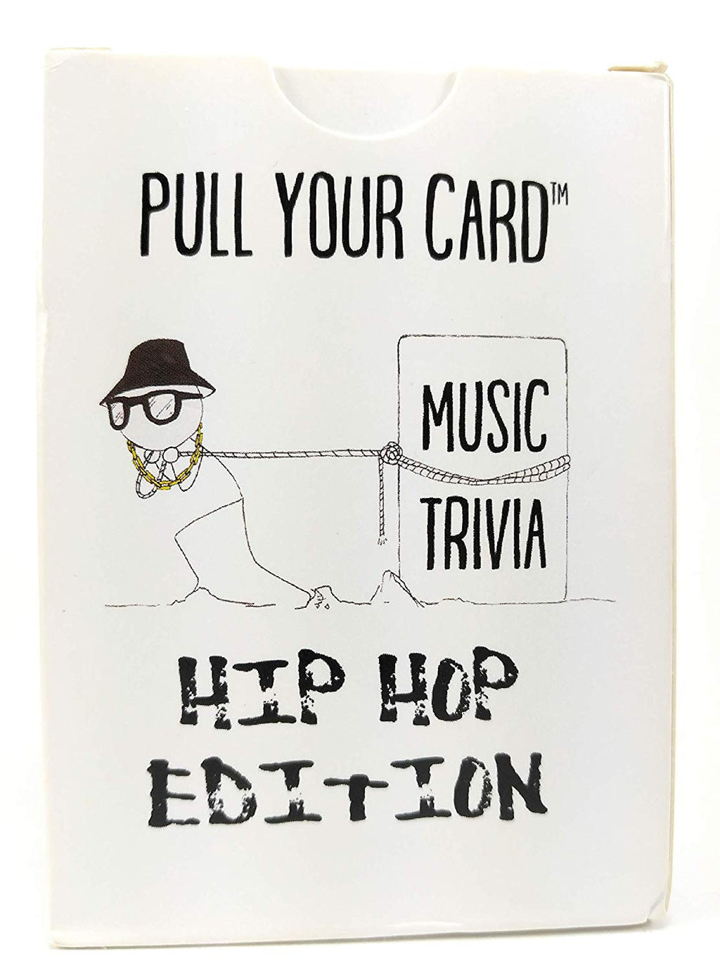 Pull Your Card Music Trivia: Hip Hop Edition