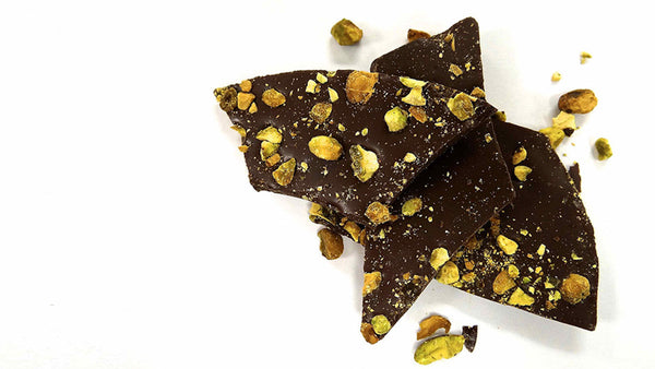 Key Lime Dark Bark – With Pistachio