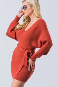 Scarlett Sweater Dress