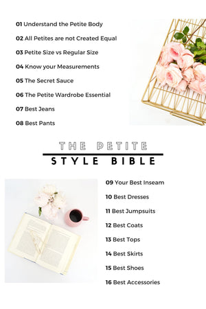 The Petite Style Bible