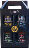 Yau's 4-Jar Gift Box (Outer box ONLY)