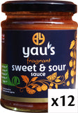 Yau's Fragrant Sweet and Sour Sauce 280g