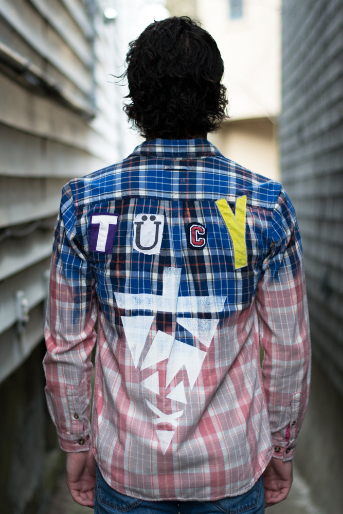 Patchwork Flannel