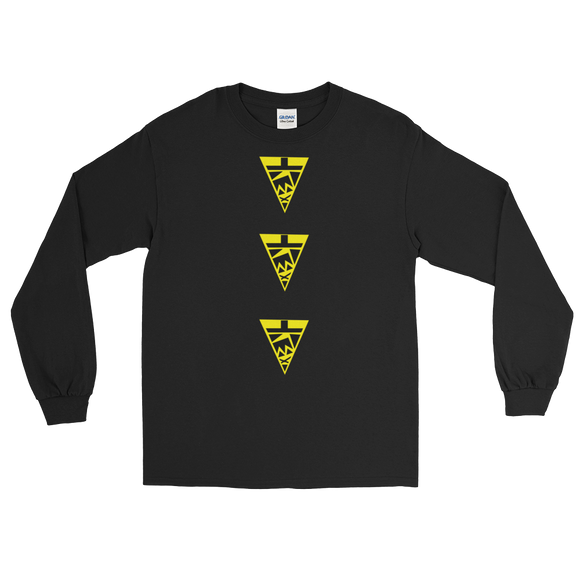 Warning LS Tee