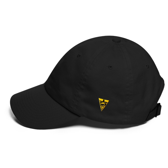 LowPro Warning Dad hat