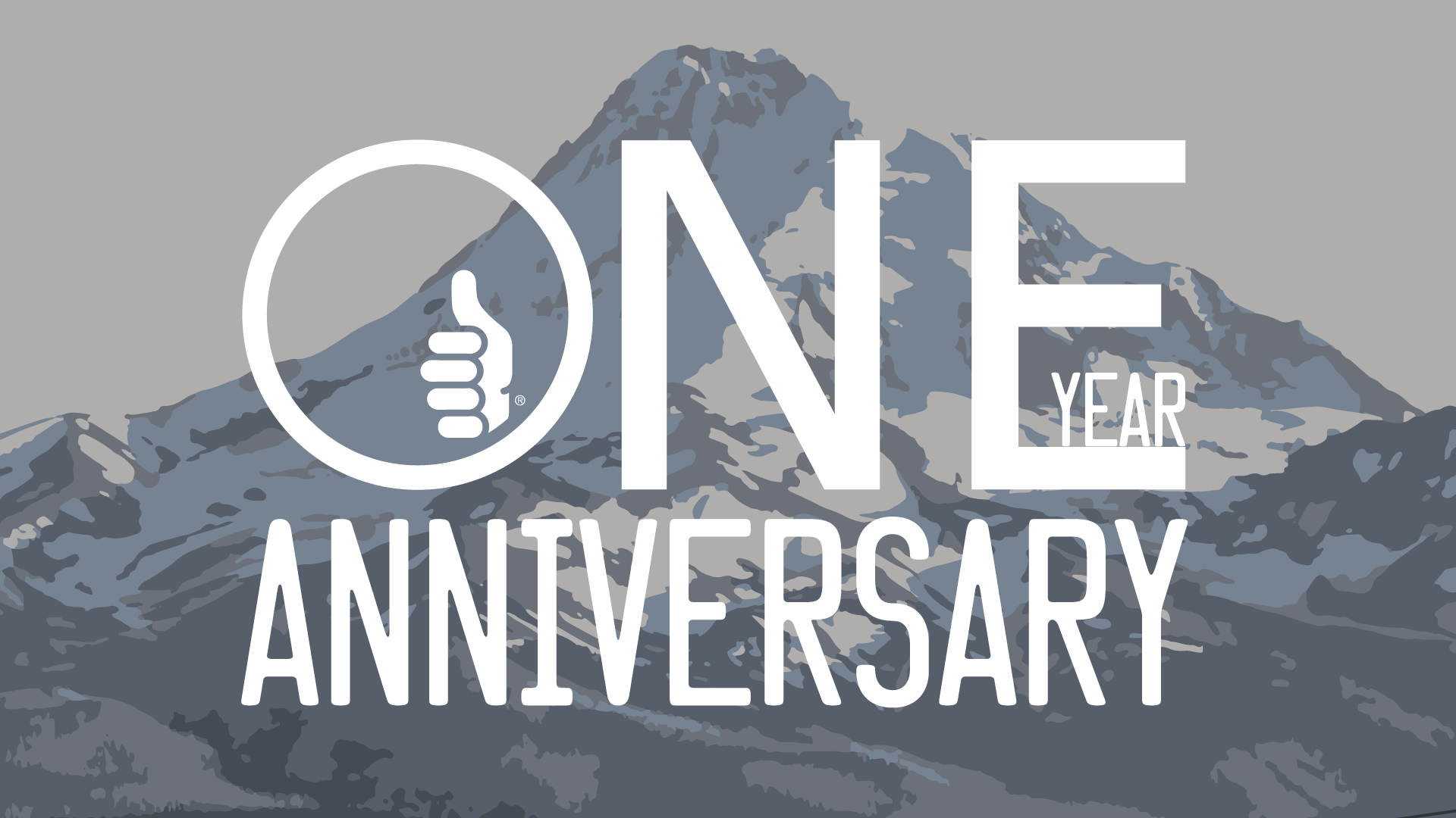 what to do for your one year anniversary