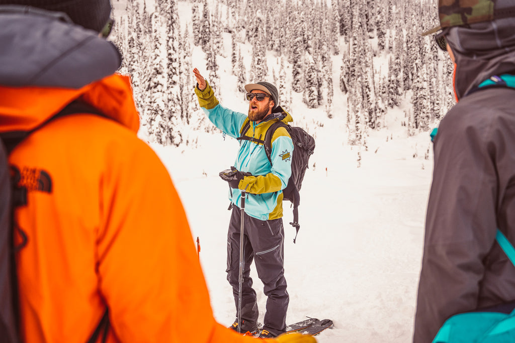 Being an expert in the backcountry