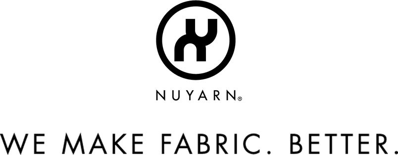 NuYarn. We make fabric. Better