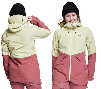 The best jacket for skiing!