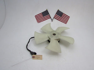 04 05 06 07 08 Acura TL RADIATOR FAN MOTOR ASSEMBLY CONDENSER OEM A3