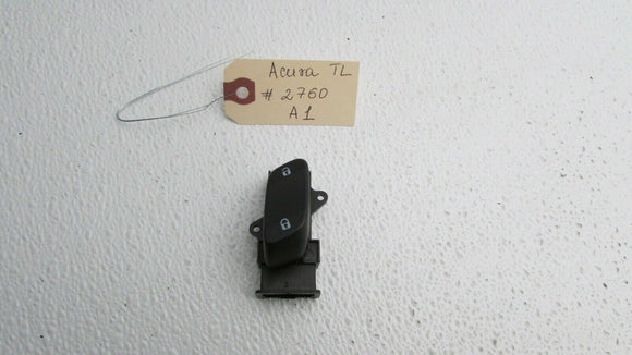04 05 06 07 08 ACURA TL Left Driver Side Front Door Lock Switch Button OEM