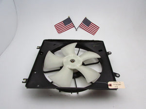 04 05 06 07 08 Acura TL RADIATOR COOLING FAN MOTOR WITH SHROUD OEM A3