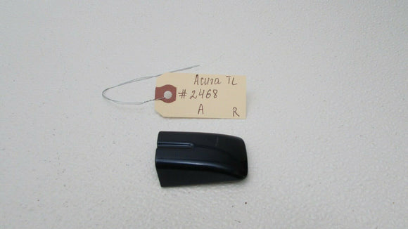 04-08 Acura TL Right Front & Rear Passenger Door Handle Cover Cap Blue OEM
