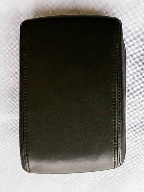 For 04-08 Acura TL Custom Center Console Armrest Cover Replacement PU Leather