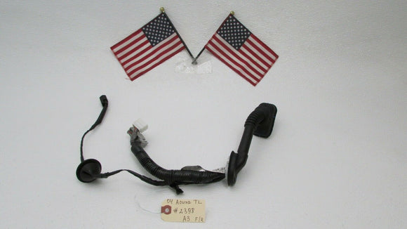 04 ACURA TL Front Right Passenger Door Marker Wire Harness Plug Connector OEM