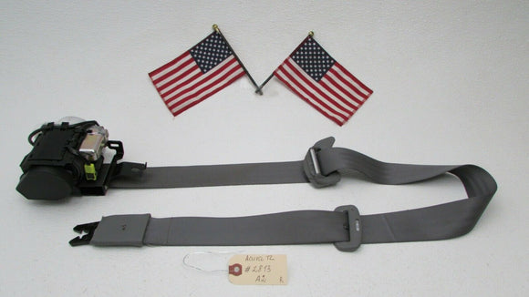 05 06 07 08 ACURA TL FRONT RIGHT SEAT BELT SEATBELT RETRACTOR OEM